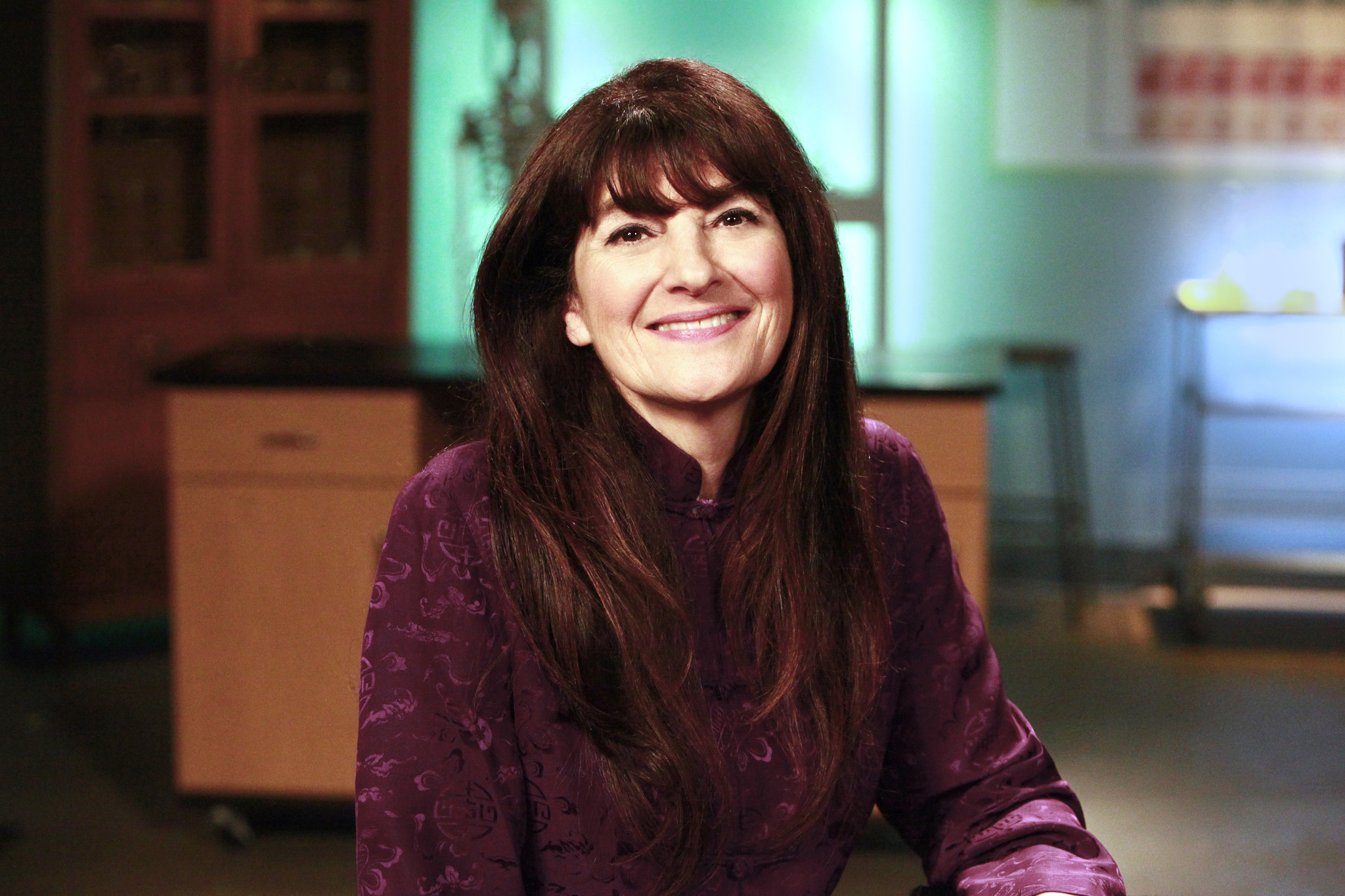 Ruth reichl visits baltimore on book tour for Amy ruth s home style southern cuisine